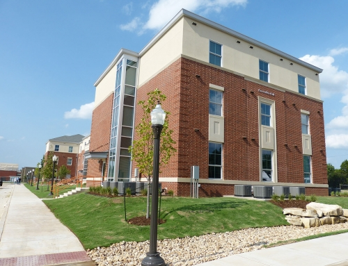 East Central University Student Housing