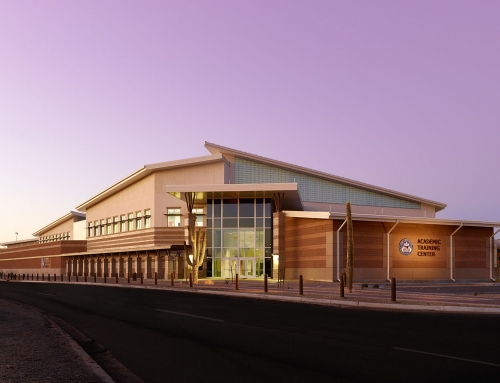 Luke AFB F-35 Academic Training Center (ATC)
