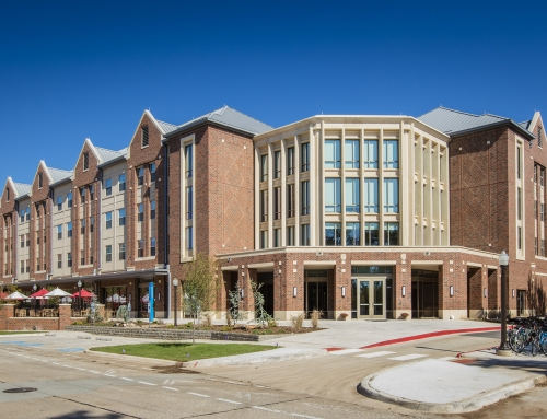 Cross Village Housing – University of Oklahoma