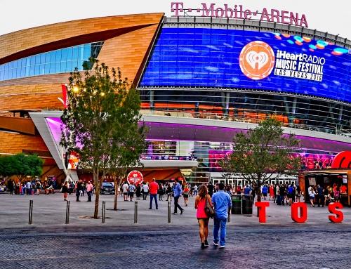 Las Vegas T-Mobile Arena