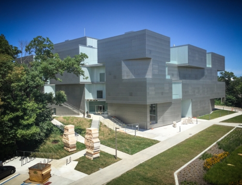 Visual Arts Building – University of Iowa