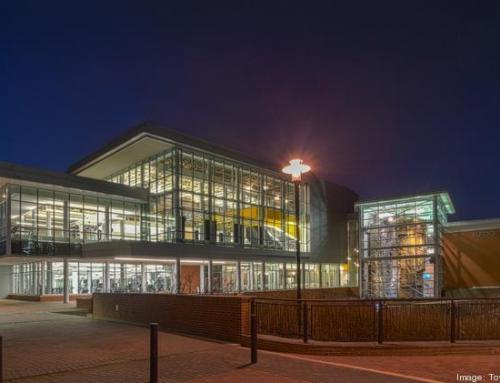 Burdick Hall – Towson University