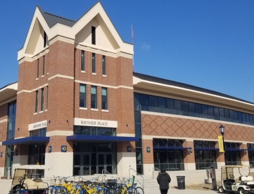 University of Central Oklahoma New Dining Center